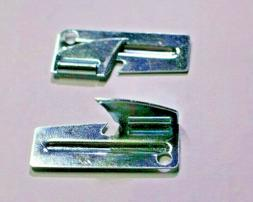 TWO P-38 Military Issue MIL J- 0837 G.I. Can Opener X 2 + C