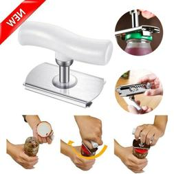 Adjustable Can Jar Tin Bottle Opener Food Kitchen Tool ABS S
