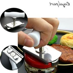 Adjustable Can Opener Jar Lid Bottle Remover Tool Stainless