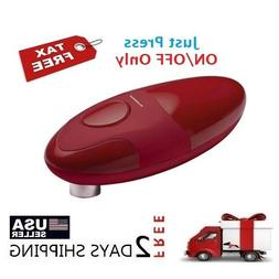 Ovente Smooth Touch Electric Can Opener, Automatic, Leaves S