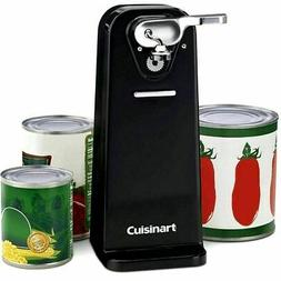 Cuisinart Black Deluxe Single-Touch Can Opener - CCO-50BK