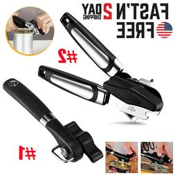 Can Opener Heavy Duty Professional Stainless Steel Manual Po
