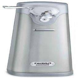 Cuisinart Can Openers Deluxe Stainless Steel Can Opener, Fre