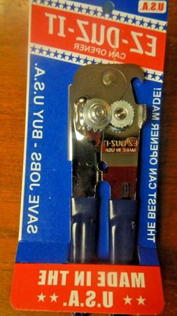 EZ-DUZ-IT #88 American Made Deluxe Can Opener.  Made in USA.