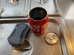Go Swing Topless Can Opener Bar Home Kitchen Safe Manual Too
