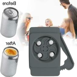 Go Swing Topless Can Opener Bar Tool Safety  Manual Can Open
