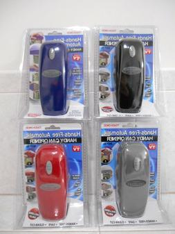 HANDS - FREE AUTOMATIC HANDY CAN OPENER