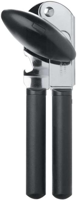 OXO Grips Soft-Handled Bottle Jar Can Opener Stainless Steel