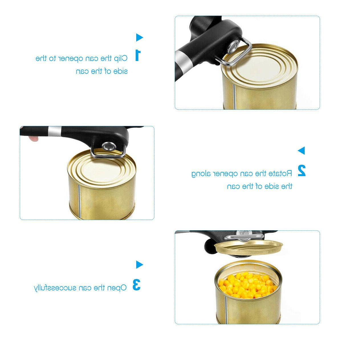 Can Heavy Professional Portable Jar Remover