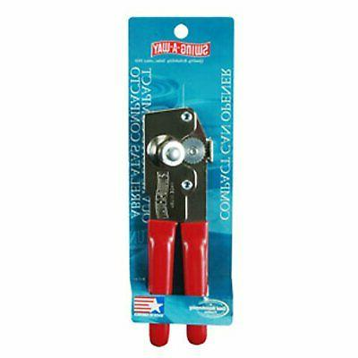 Amco Swing-A-Way 107RD Compact Can Opener, Red