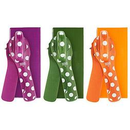 Kuhn Rikon Set of 3 Polka Dot Can Openers with Gift Boxes, G